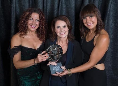 Official Photo/Llun Swyddogol BAFTA Cymru/Huw John